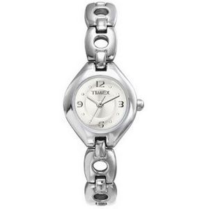 Timex T76181 Women's Silver Stainless Steel Band